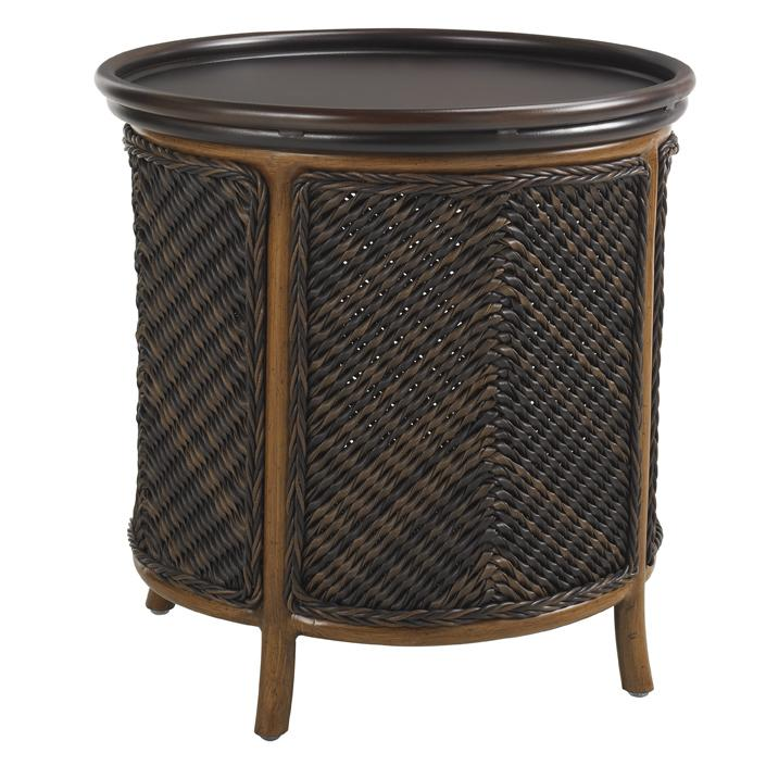 Tommy Bahama Outdoor Living Island Estate Lanai Outdoor Tray End Table - Item Number: 3170-954