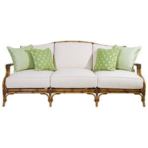 Tommy Bahama Outdoor Living Island Estate Veranda Outdoor Boxed Edge Sofa