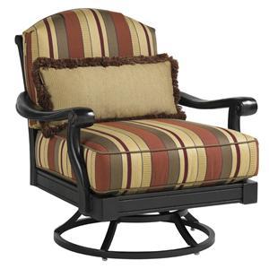 Tommy Bahama Outdoor Living Kingstown Sedona Swivel Lounge Chair