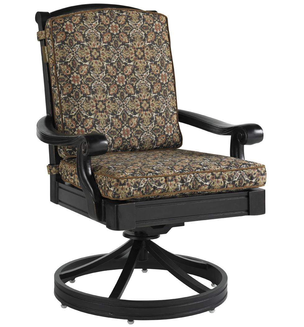 Kingstown Sedona Swivel Rocker Dining Chair by Tommy Bahama Outdoor Living at Baer's Furniture