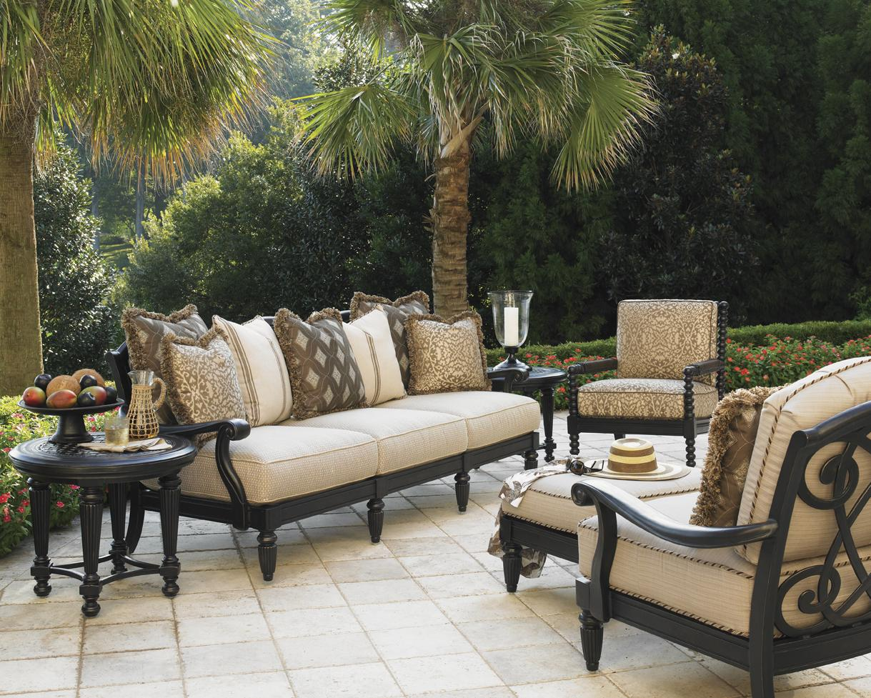 Kingstown Sedona 6 Piece Patio Set by Tommy Bahama Outdoor Living at Baer's Furniture