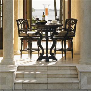 Outdoor Pub And Gathering Height Dining Sets | Jacksonville ...