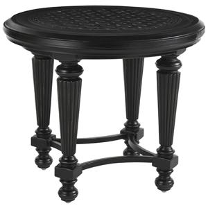 Tommy Bahama Outdoor Living Kingstown Sedona Round End Table