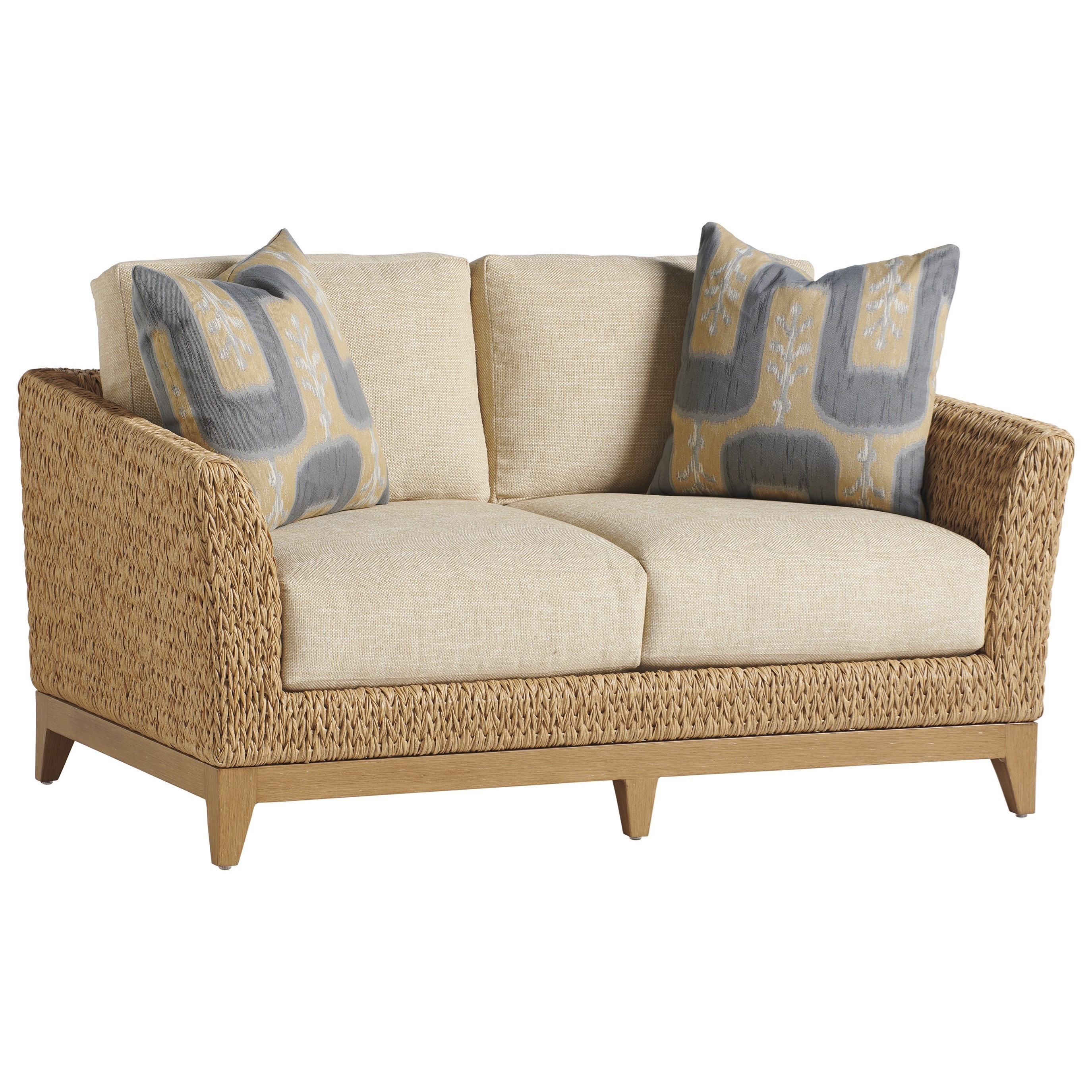 Los Altos Valley View Loveseat by Tommy Bahama Outdoor Living at Baer's Furniture