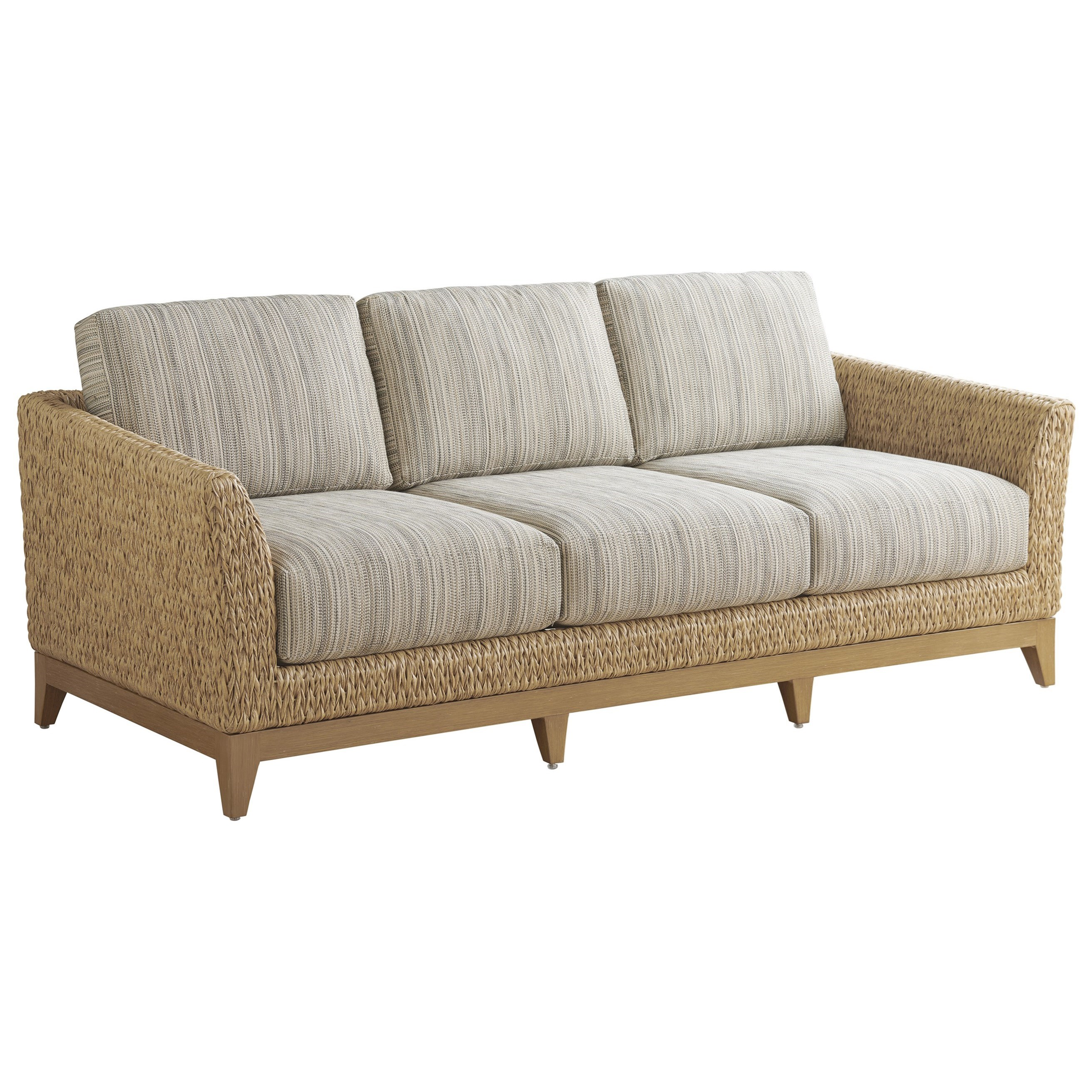 Los Altos Valley View Sofa by Tommy Bahama Outdoor Living at Baer's Furniture