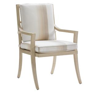 Tommy Bahama Outdoor Living Misty Garden Dining Arm Chair