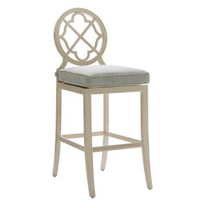 Tommy Bahama Outdoor Living Misty Garden Bar Stool