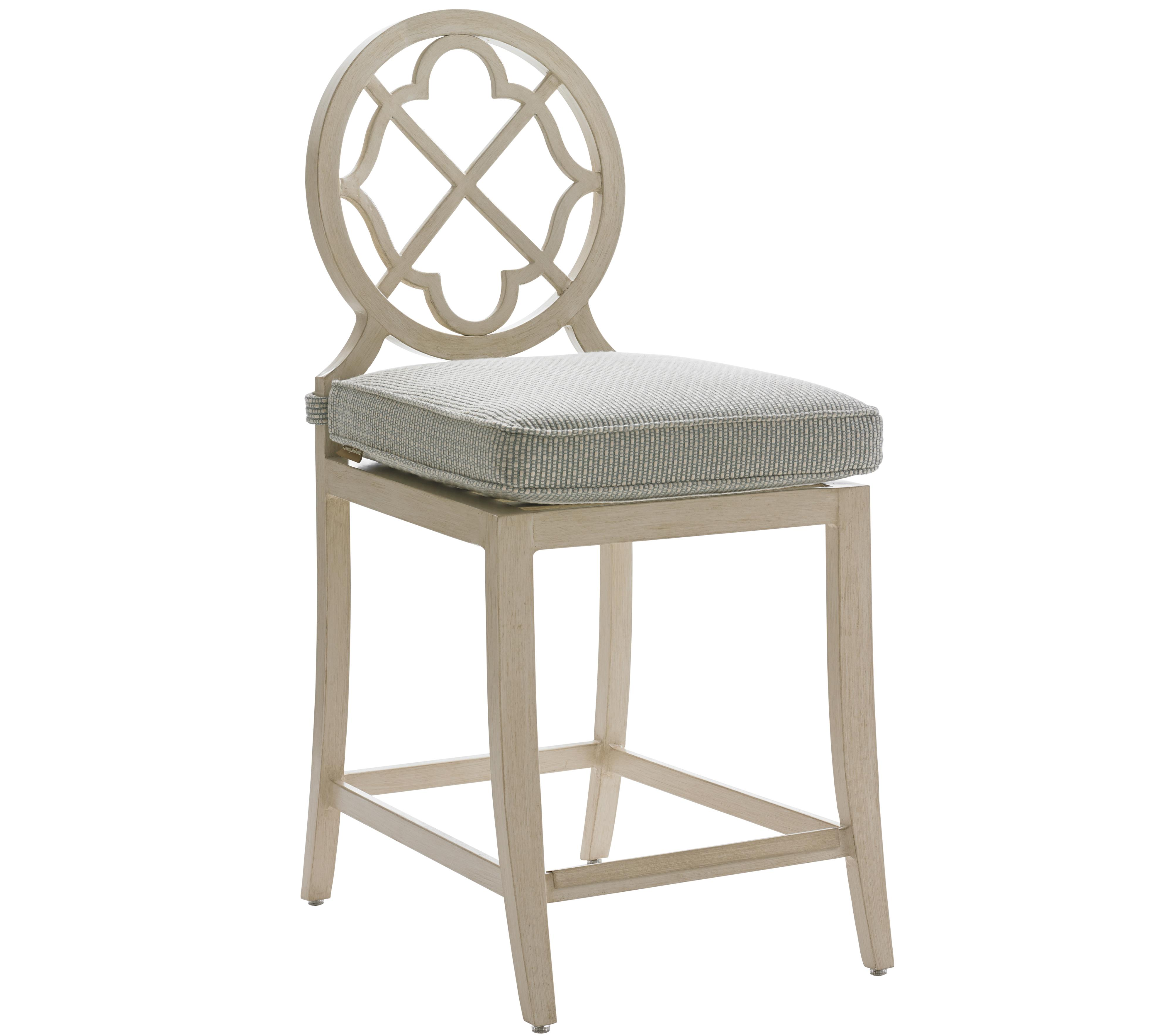 Misty Garden Counter Stool by Tommy Bahama Outdoor Living at Baer's Furniture