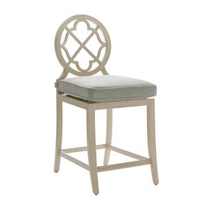 Tommy Bahama Outdoor Living Misty Garden Counter Stool
