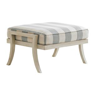 Tommy Bahama Outdoor Living Misty Garden Ottoman