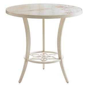 Tommy Bahama Outdoor Living Misty Garden High/Low Bistro Table