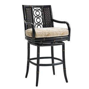 Tommy Bahama Outdoor Living Marimba Swivel Bar Stool