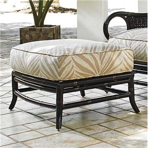 Tommy Bahama Outdoor Living Marimba Ottoman