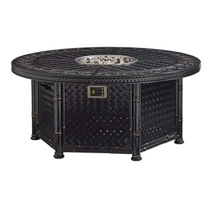 Tommy Bahama Outdoor Living Marimba Gas Fire Pit