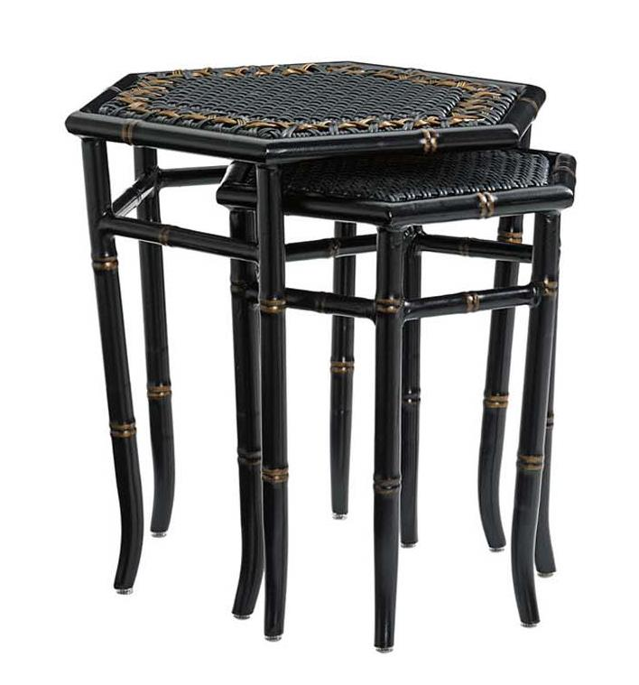 Tommy Bahama Outdoor Living Marimba Nesting Tables - Item Number: 3237-954NT