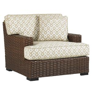 Tommy Bahama Outdoor Living Ocean Club Pacifica Lounge Chair