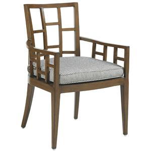 Tommy Bahama Outdoor Living Ocean Club Resort Dining Arm Chair