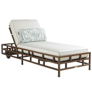 Tommy Bahama Outdoor Living Ocean Club Resort Chaise Lounge
