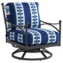 Tommy Bahama Outdoor Living Pavlova Swivel Lounge Chair - Item Number: 3910-11SW+CS3910-11SW