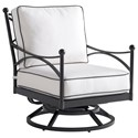 Tommy Bahama Outdoor Living Pavlova Swivel Lounge Chair - Item Number: 3911-11SW-01
