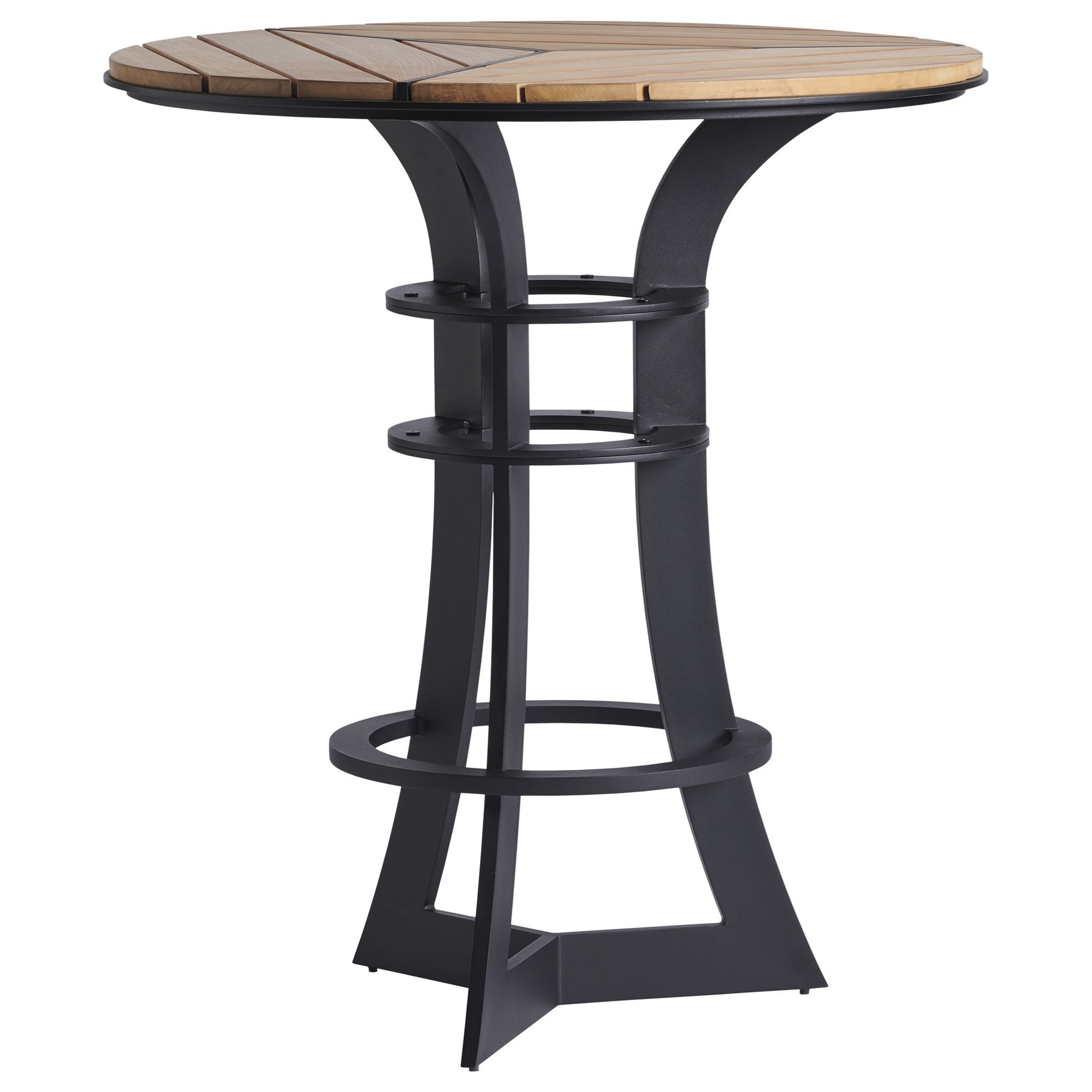 South Beach Bistro Table by Tommy Bahama Outdoor Living at Baer's Furniture