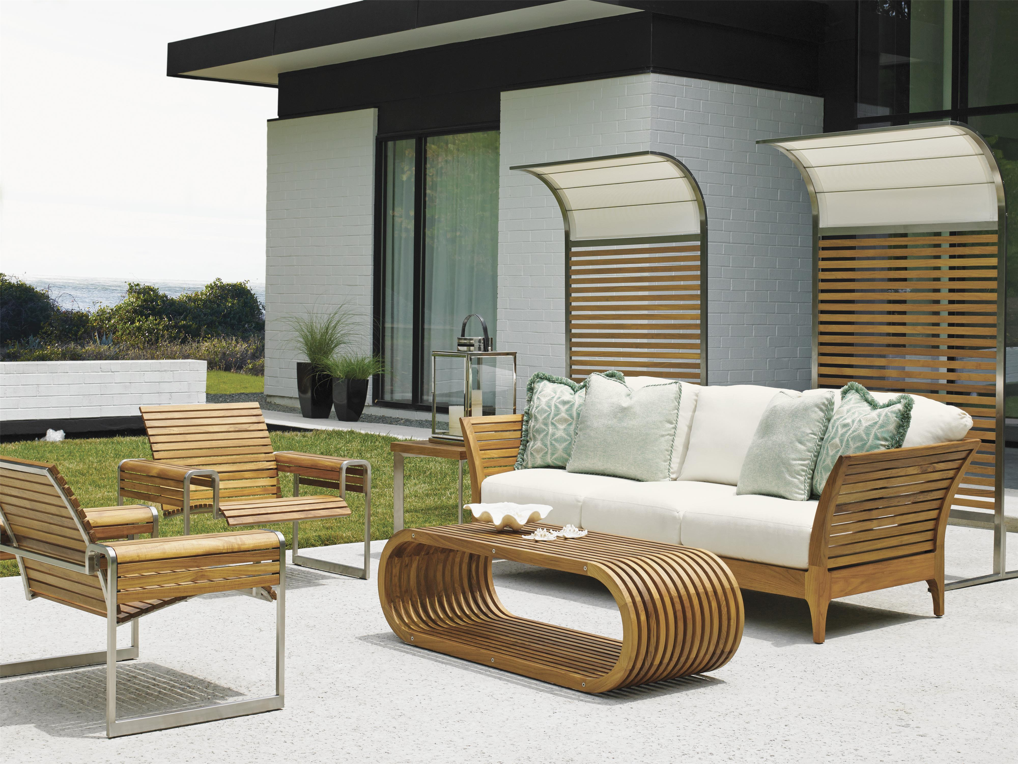 tommy bahama outdoor living tres chic outdoor chat set howell