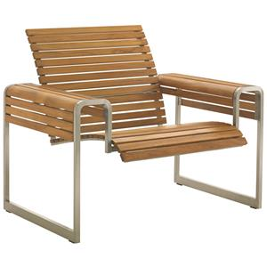 Tommy Bahama Outdoor Living Tres Chic Lounge Chair Frame