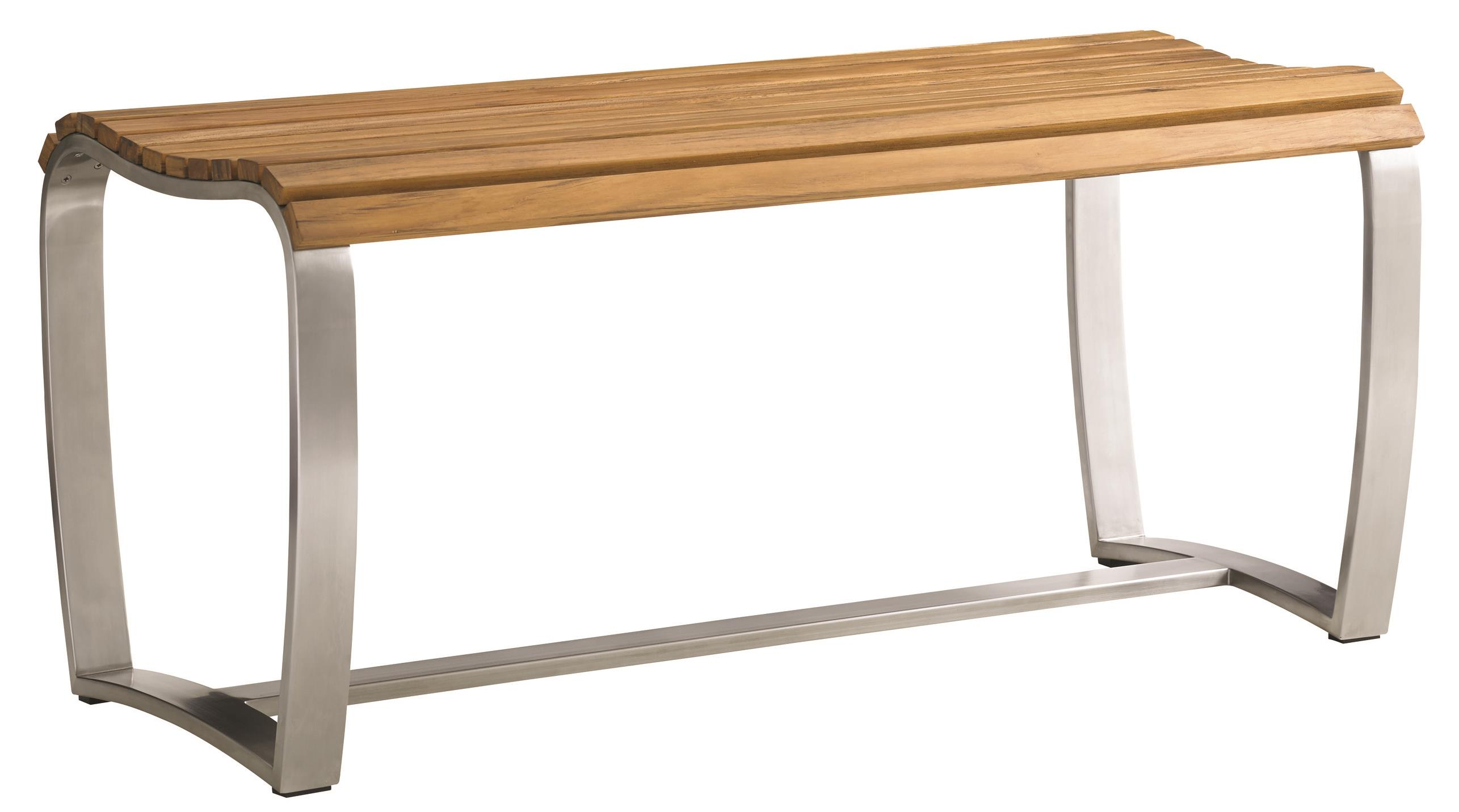 Tommy Bahama Outdoor Living Tres Chic Dining Bench - Item Number: 3401-836