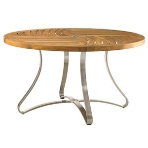 Tommy Bahama Outdoor Living Tres Chic Round Dining Table