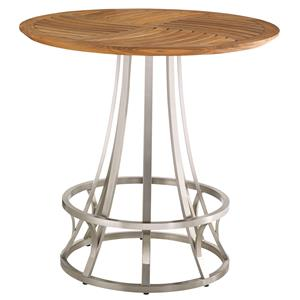 Tommy Bahama Outdoor Living Tres Chic Bistro Table
