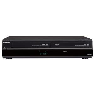 Toshiba DVD Products DVD Recorder/VCR Combo