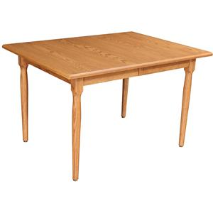 Rotmans Amish Americana Rectangular Leg Table