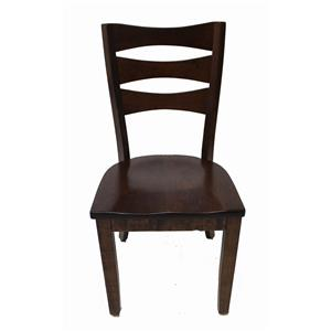 Trailway Wood ALT3648 Side Chair
