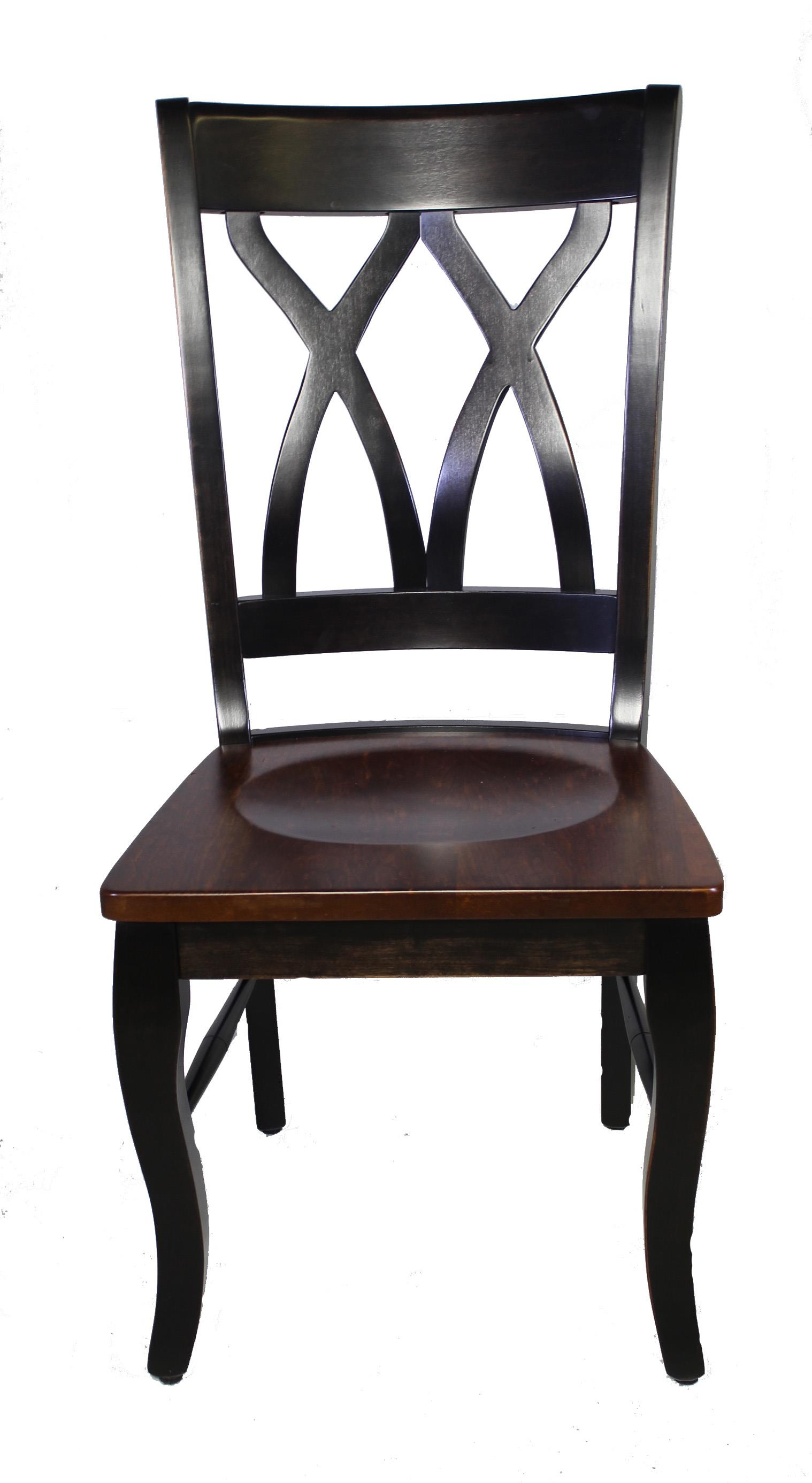 Trailway Wood EC4254 Side Chair - Item Number: 922-s