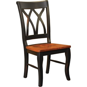 Rotmans Amish Ellis Cove Dining Side Chair