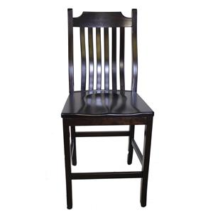 Trailway Wood Brookfield Bar Stool