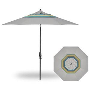 Treasure Garden Market Umbrellas 9' Auto Tilt Market Umbrella