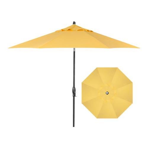 Belfort Umbrellas Market Umbrellas 9' Auto Market Tilt Umbrella - Item Number: UM8102-ANTH-4838
