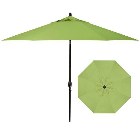 Belfort Umbrellas Market Umbrellas 9' Auto Market Tilt Umbrella - Item Number: UM8109-4811