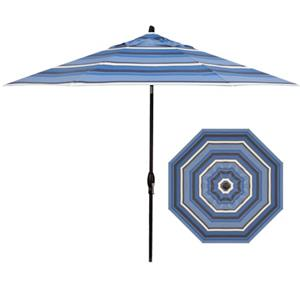 Treasure Garden Market Umbrellas 9' Auto Market Tilt Umbrella