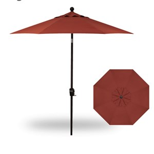 Treasure Garden Market Umbrellas 7.5' Tilt Umbrella