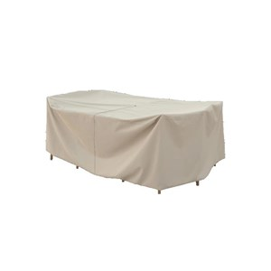 Small Oval/Rectangle Table & Chairs Cover