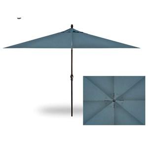 Belfort Umbrellas Rectangle Auto Tilt Umbrellas Rectangle Auto Tilt Market Umbrella
