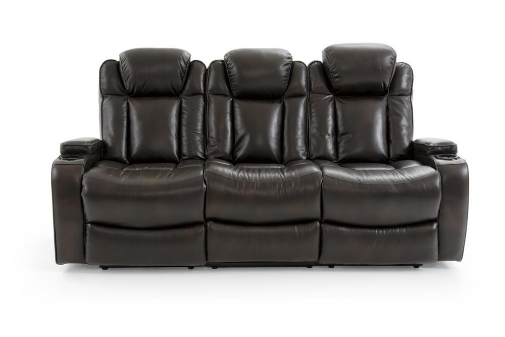 Dual Power Sofa