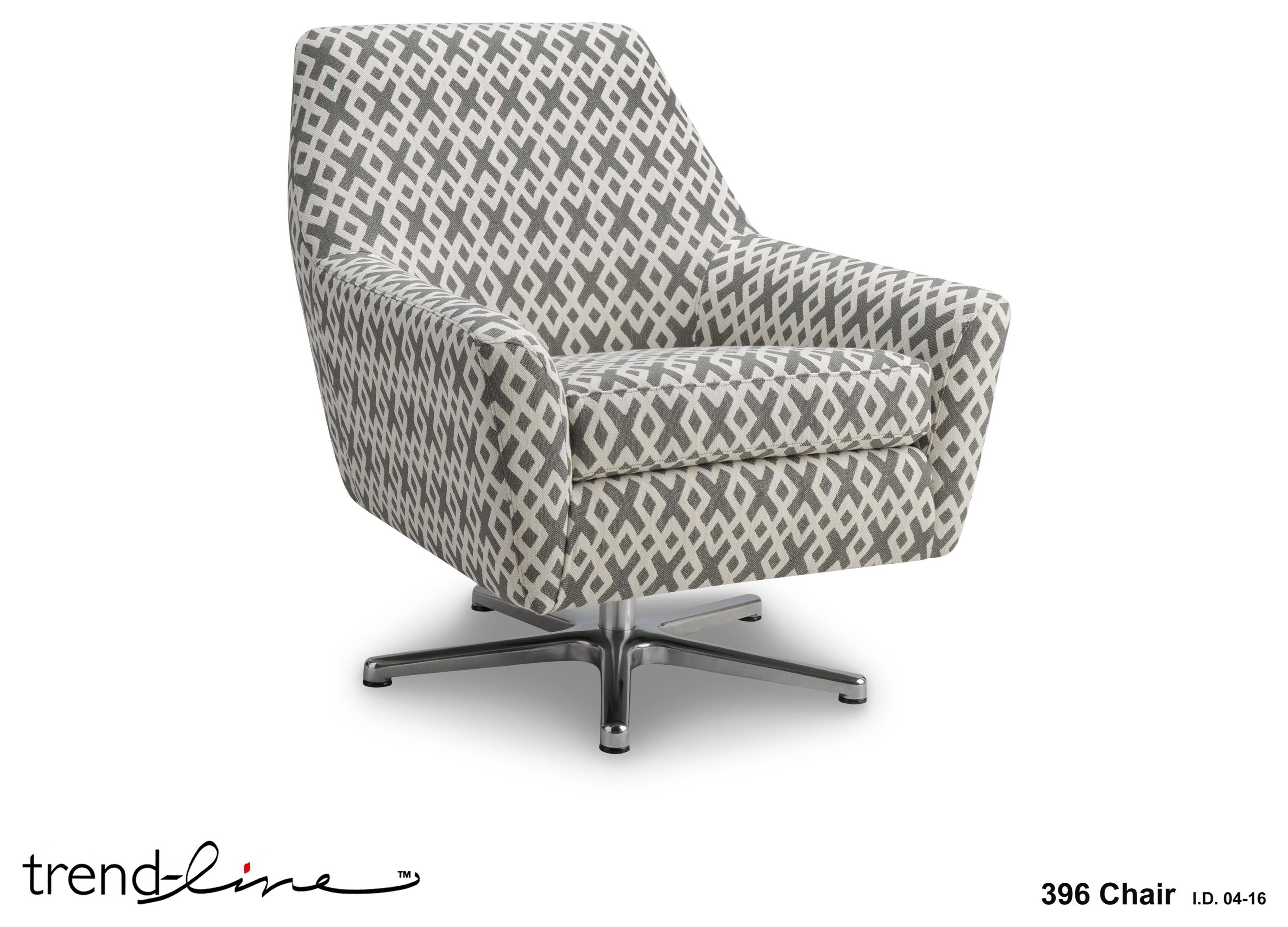 396 Dd Highrise Chair by Trendline at Stoney Creek Furniture