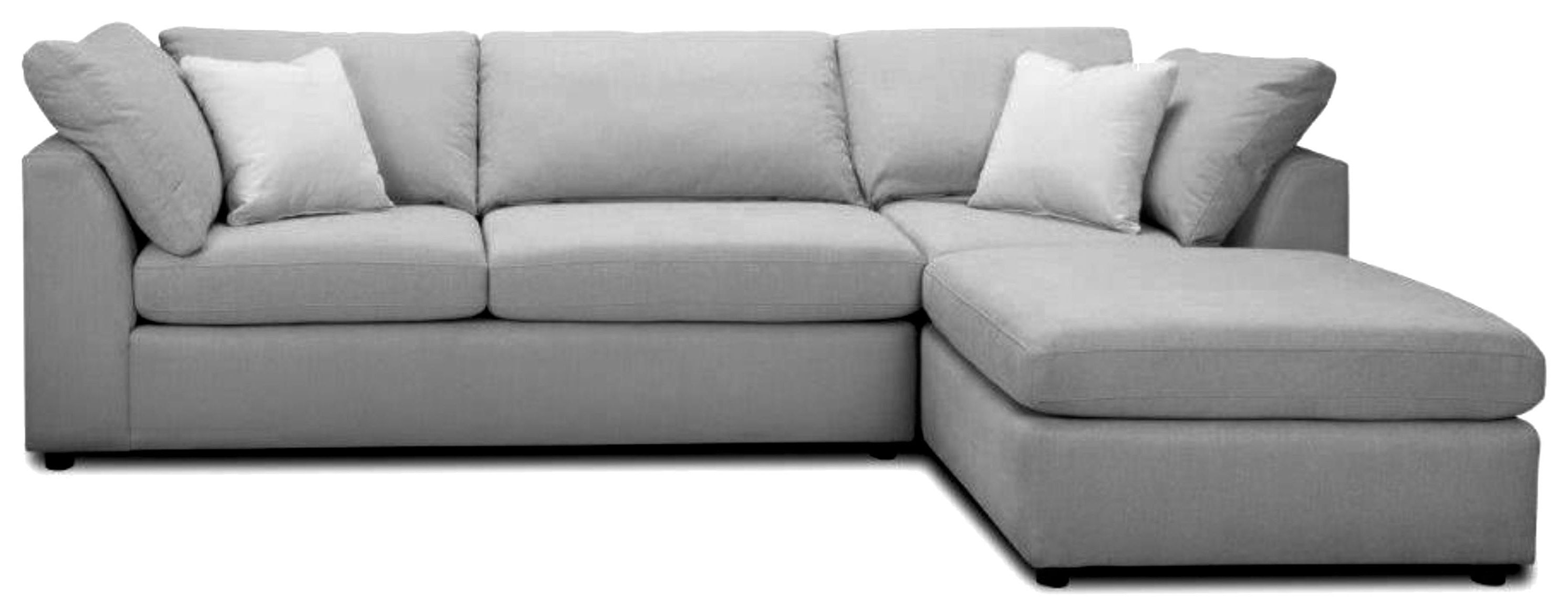 4785 Dd Mccoy Sectional by Trendline at Stoney Creek Furniture