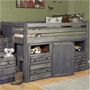 Trendwood Bayview Junior Loft Bed