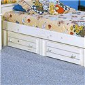 Trendwood Bayview Two Drawer Underdresser - Item Number: 4802WW