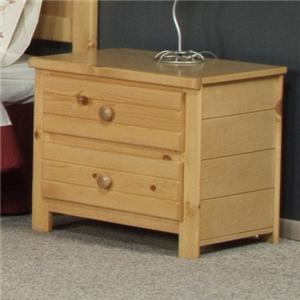 Trendwood Bayview Nightstand
