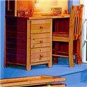 Trendwood Bayview Student Desk - Item Number: 4838CI